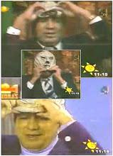 SANTO TIRA SUA MÁSCARA NA TV