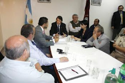 Reunion Comite de Emergencias salta Capital