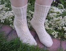 Meander Socks