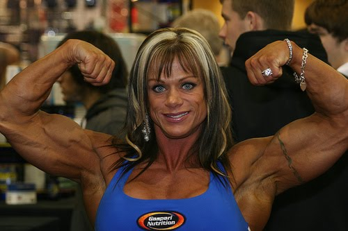 Buffcuties Cathy Lefrancois