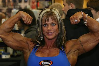 from Legend lynn mccrossin nude muscle