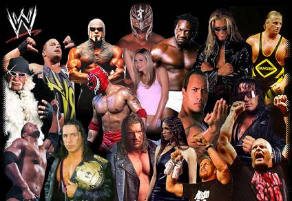 Featuring WWE RAW Superstars Including JOHN CENA RANDY ORTON SHAWN MICHAELS