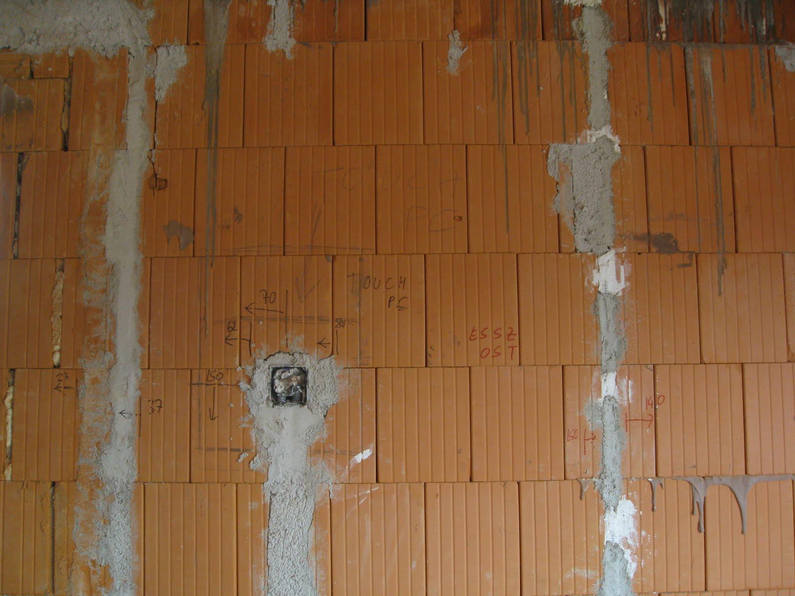 Projekt hausbau april 2010 - Wand verputzen anleitung ...