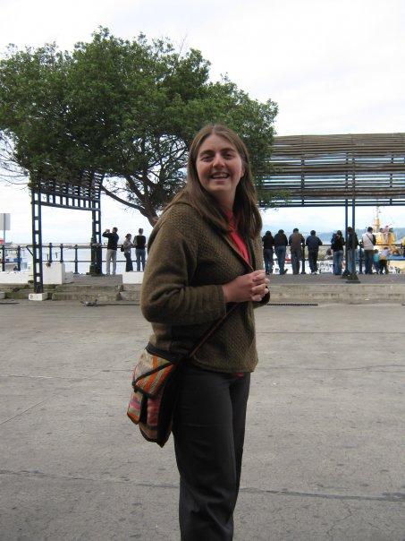 Patricia Arregui (novicia)