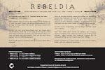Rebeldia flyer