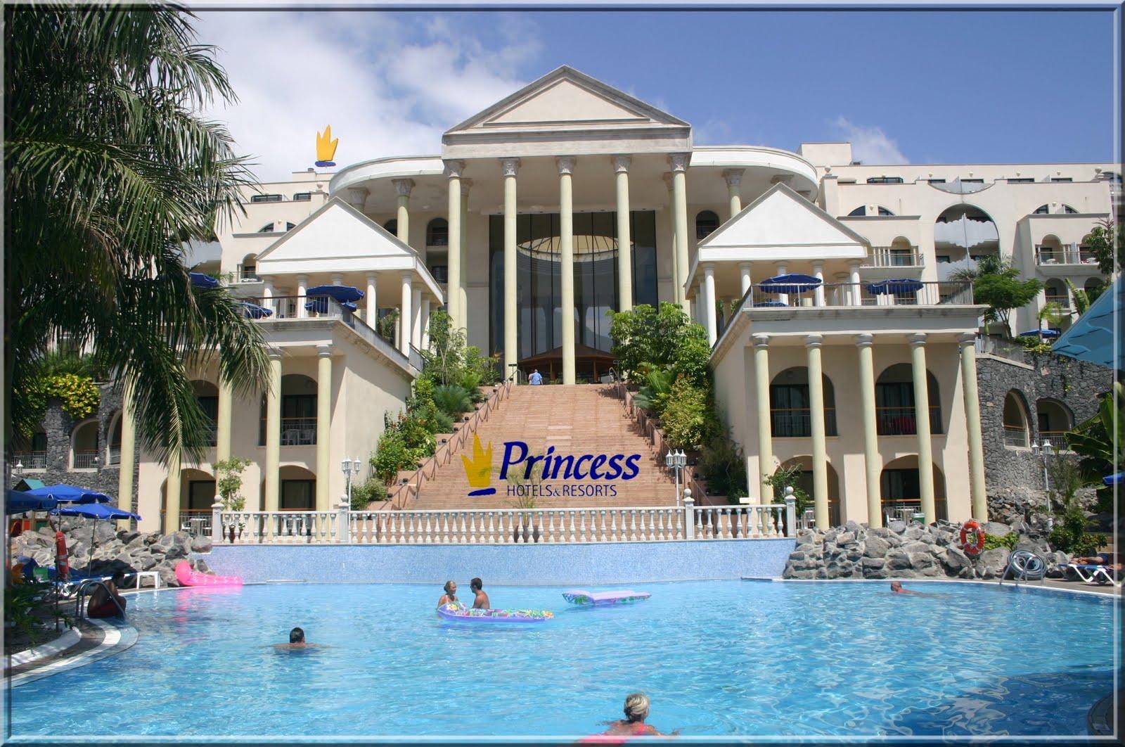 Princess hotels