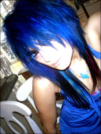 emo hair coloring ideas. emo hair coloring ideas