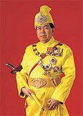 MERAFAK SEMBAH KE BAWAH DULI YANG MAHA MULIA, SULTAN SELANGOR. DAULAT TUANKU