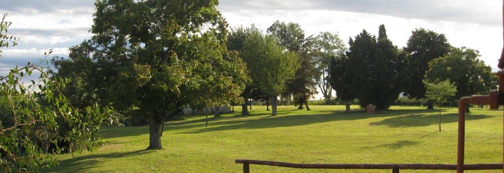 Vista desde Las Casuarinas hacia Los Tilos