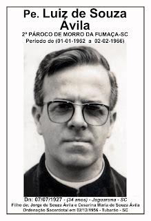 Padre LUIZ DE SOUZA ÁVILA