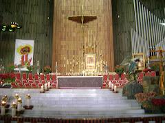 Santuario Nuestra Senora de Guadalupe-Mexico