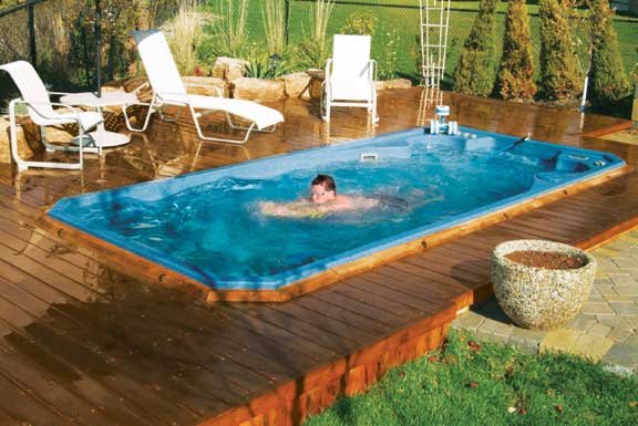 Swimjet pools - How much is an endless pool swim spa ...