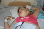 Anna in the hospital