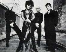 siouxsie & the banshees: