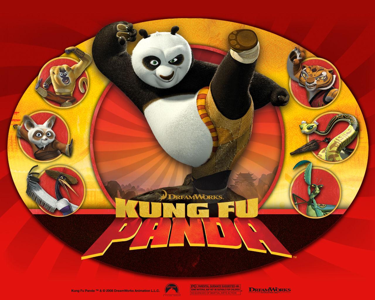 KUNG FU PANDA 2: REVIE...