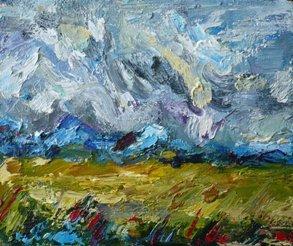 Вятър в полето / Fields on the Wind