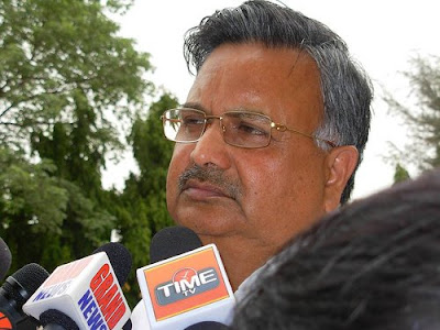 Dr Raman Singh Chief Minister of Chhattisgarh