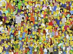 Tutti i personaggi apparsi nelle venti stagioni dei simpson
