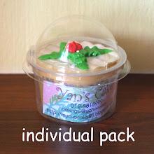 Individual Pack Cupcake