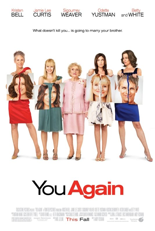 not you again cast