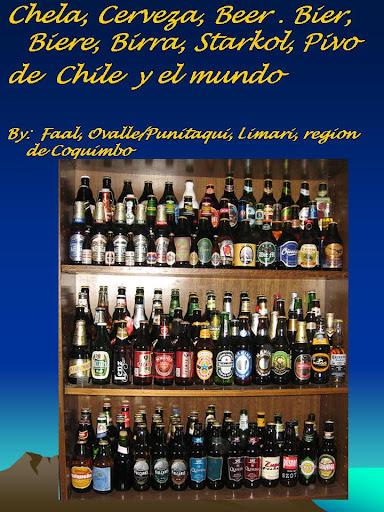 Coleccion cervezas de chile y el mundo de f a a l for Coleccion cuchillos el mundo