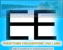 "SELO ANIVERSÁRIO DO ""EVERYTHING FOR EVERYONE"""