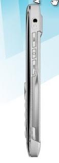 Nokia E71 side view