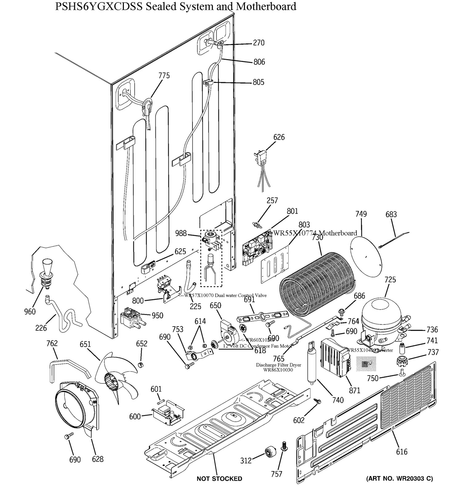 refrigerators parts  appliance repair forum