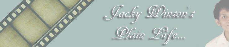 Jacky Winson's Plain Life