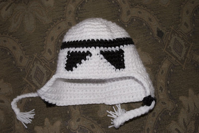 Storm Trooper Hat Star Wars