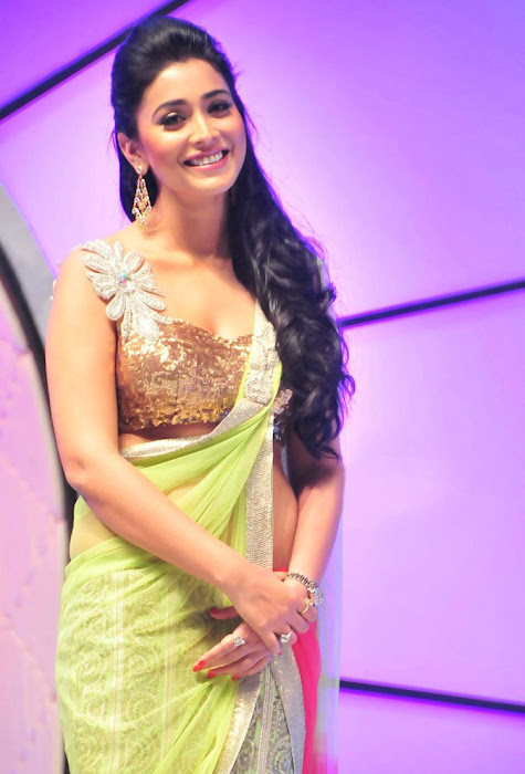 shreya sharan @ scope awards glamour  images