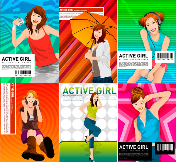 VitaminD - Active Girl