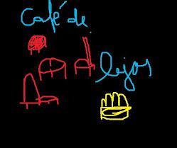 Cafe de lejos