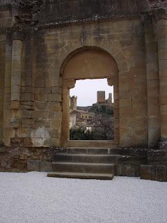 Uncastillo desde San Lorenzo
