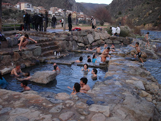 Balneario natural Arnedillo