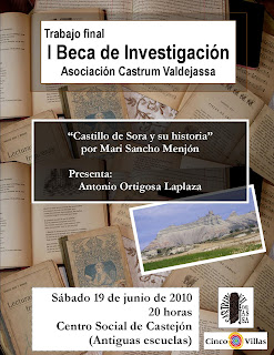 2010 I Beca Investigacion Castrum Valdejasa