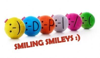 Smiling Smileys :)