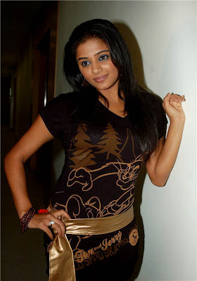 Priyamani At Mithrudu Success Meet