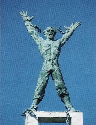 Liberation of lrian Jaya