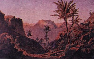 Sumatran volcano