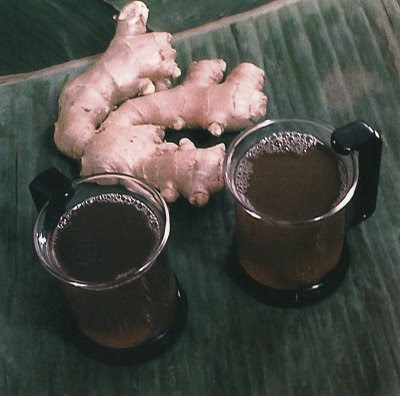 Bandrek (Spiced Ginger Tea)