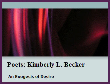 Poetry by Kim Becker