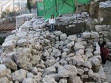 Nehemiah's Wall?