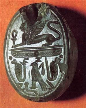 The Seal of Jezebel