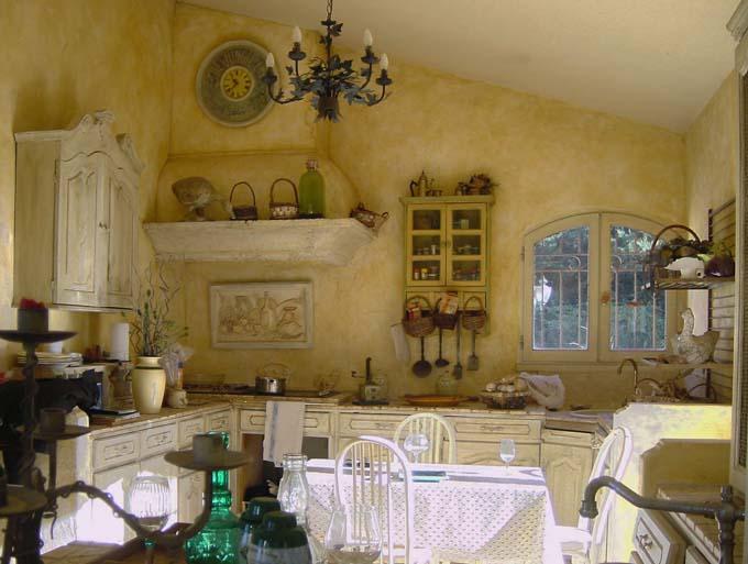 Provence kitchen
