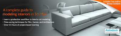 Modeling Interiors In 3DS Max