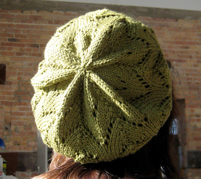 Free Knitted Beret Patterns : KNITTING PATTERN FOR BERETS 1000 Free Patterns