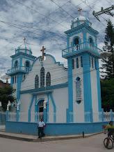Capilla en Chilapa