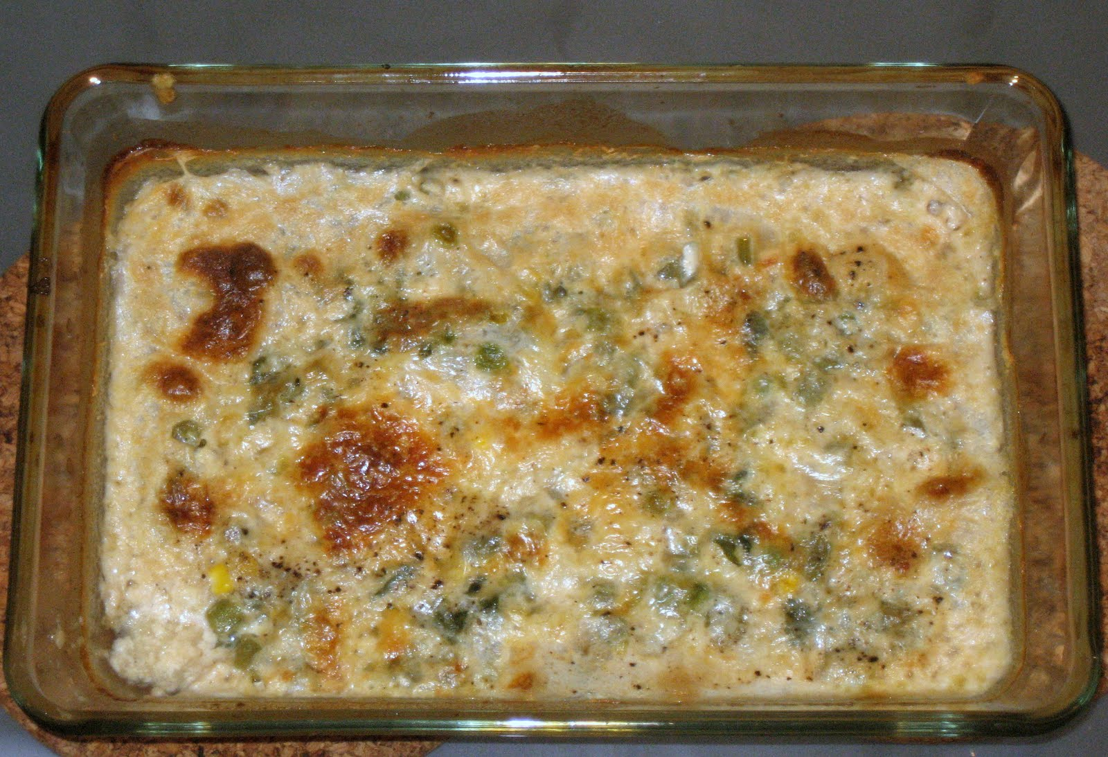 My Experiments: VEGETABLE AU GRATIN