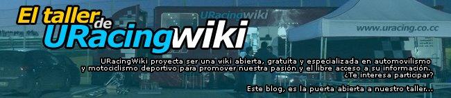 El taller de URacingWiki
